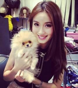 泰國最美人妖POY 這個我可以...