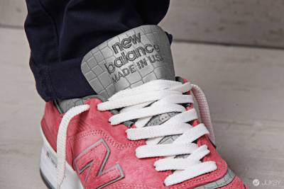 給悶騷男的玫瑰,Concepts × New Balance 997 Rosé 亮相
