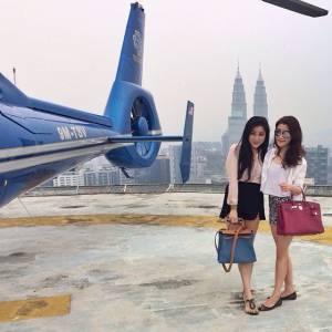 史上最正!!馬來西亞真正「白富美」-陳雪鈴 !! 身家達13億美元~
