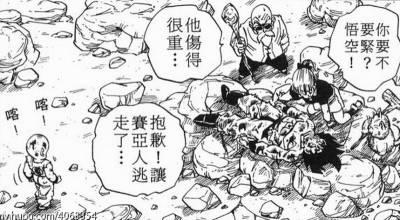 七龍珠裡最大的遺憾,或許是悟空與布瑪的感情