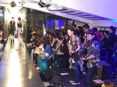 """新世代搖滾樂團""""TRASH""""受邀登上伸展台 與天后LADY GAGA專屬設計師Daniel Wong聯手打造品牌大秀│種子音樂"""
