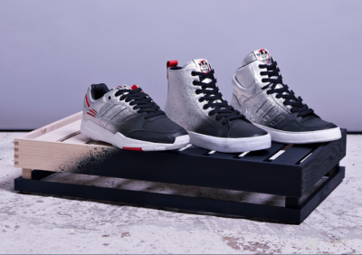 adidas Originals by Rita Ora 第二波秋冬系列上市 亮黑噴墨與午夜玫瑰 性感前衛街頭風格