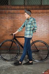 【Lee Urban Riders X Lady on the Move】新潮設計,讓你成為今年秋冬最搶眼的騎士!