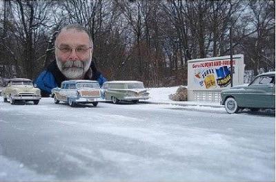 60歲阿公每天發小鎮照片傳網路,網友問為什麼都沒人,他說...