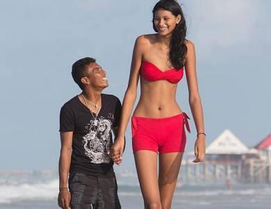 快來試算!你的另一半身高應該要多少才搭?