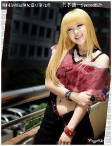 最火辣十大韓國女星 ,你的女神有在裡面嗎?