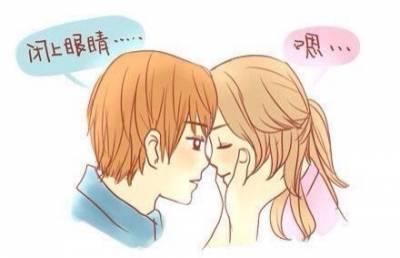情侶間的各種親吻方式,妳最想要哪種?第7種好害羞唷~>