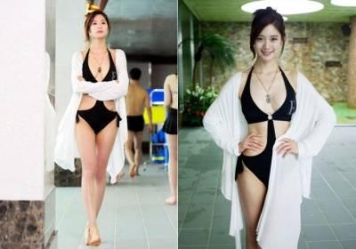 亞洲第一美女 S曲線勝湖人女神 當之無愧!太美太性感了!