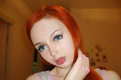 烏克蘭真人芭比20腰...娜美身材超不科學阿!!!