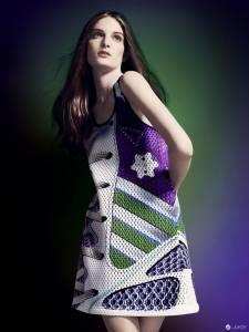 adidas Originals by Mary Katrantzou 2014秋冬全新聯名!以精湛解構工藝重新解讀運動歷史
