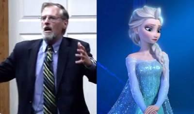 牧師呼籲家長小心!《冰雪奇緣Frozen》會讓孩子變成同性戀