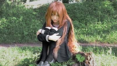 真人版充氣娃娃!讓日韓粉絲折腰的俄羅斯Cosplay美少女!