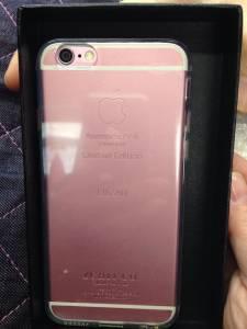 台灣也有了?網友PO粉紅iPhone6開箱慘遭打臉