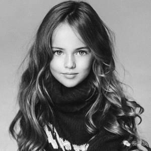 俄羅斯第一美女,竟然不到10歲,還讓不讓人活啊!