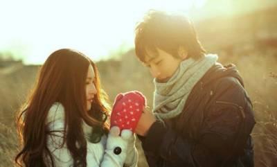 有一天那個人走進了你的生命,然後你就明白,真愛總是值得等待