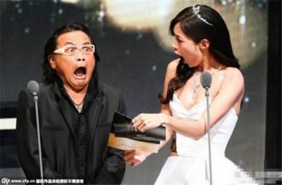 真嚇人!20大明星最想毀掉的誇張表情照片!!