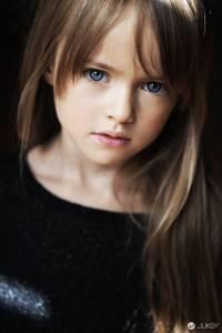 戰鬥民族萌少女Kristina Pimenova 八歲就萌翻天!
