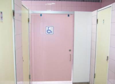 殘障廁所內...老伯伯竟然硬逼我做這種事情...