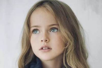 全世界最正「女孩」 俄羅斯只有10歲的超萌羅莉