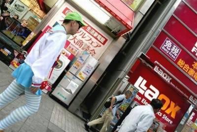 挖勒!日本人的節操還在嗎