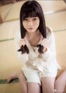 連 AKB48 都甘拜下風的「她」 天使偶像橋本環奈發行個人寫真集
