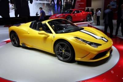 Ferrari 458 Speciale A 最強敞篷躍馬