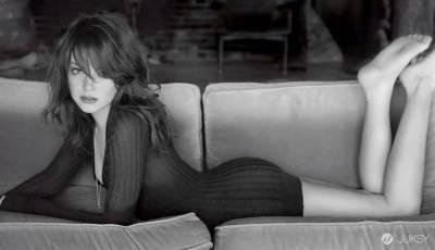 最會穿搭的女人?艾瑪史東「零NG」私服 竟還有性感的一面