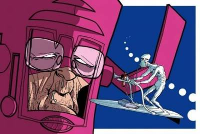 超級英雄們老了...全部崩壞!