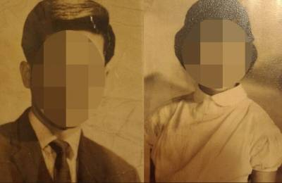強大的基因!出賣老媽年輕美照,網友意外發現阿公當年帥度完爆金城武
