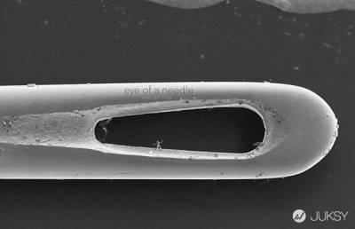 「史上最小的藝術」-比頭髮還細的奈米雕刻技術!