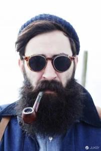 粗曠大鬍子正流行 精選大鬍子型男們穿搭造型整理!!
