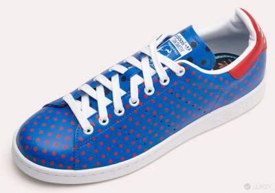 跳躍的波爾卡圓點,Pharrell Williams × adidas Originals 第二波聯名產品放出