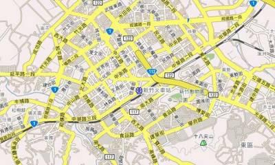 地圖上超屌景點「 劍龍沙堡長征」,網友一到傻眼...