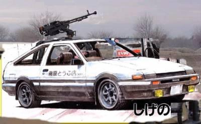 日本車被賣到國外,變成可怕的殺人工具!