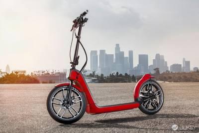 復古玩味,MINI 發布電動踏板車Citysurfer