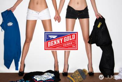 Stay Gold - 深入了解 HOPES Taiwan x Benny Gold 系列!