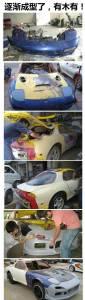 垃圾堆裡撿了一輛破爛車 突發奇想把它重新改造...最後震驚了!