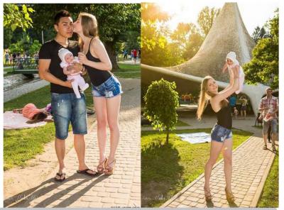 華人男人的偶像!娶了個烏克蘭神級美女回國!老婆身材好驚人!(內有多張照片)