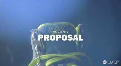 創下世界紀錄的超瘋狂求婚 看完你會選擇嫁給他嗎?