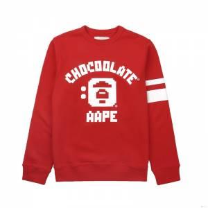 :CHOCOOLATE x AAPE BY A BATHING APE® 聯乘系列:CHOCOOLAAPE 12月5日台灣矚目登場