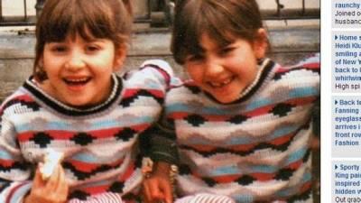 3P也行!?雙胞胎姐妹花整成複製人