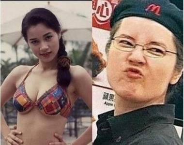 美艷女星今昔大對比!有些人真的差距到難以辨認...