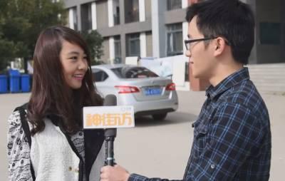 街訪陸妹要不要嫁給台灣人 她回:都是中國人