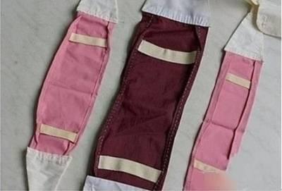 原來「古代女人」用這些東西做「衛生棉」...... 看起來好可怕啊!!