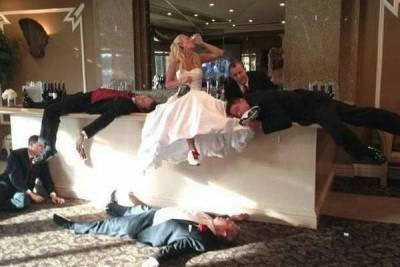 超震撼!12張讓你「歎為觀止」的婚禮照片