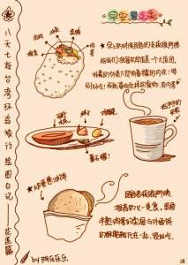 中國網友的「台灣環島繪圖日記」,原來他們眼裡的台灣是這樣...