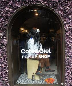 Côte Ciel Pop-Up Store 台北期間限定店開幕現場突擊!