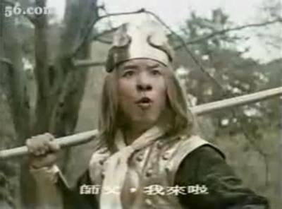 古今中外的各種孫悟空扮像!怎麼會有頭戴花的那種超娘的啦!!