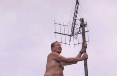 英國神秘「裸體村」照片首度公開 村民:沒什麼好大驚小怪