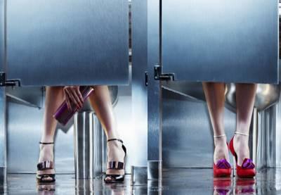 女人上廁所的秘密... 確定18歲以後再點
